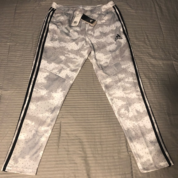 adidas pants grey camo